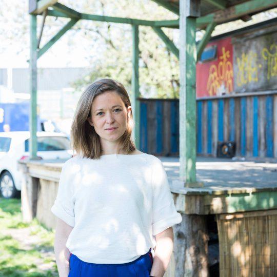 Annechien de Vocht - foto Janita Sassen