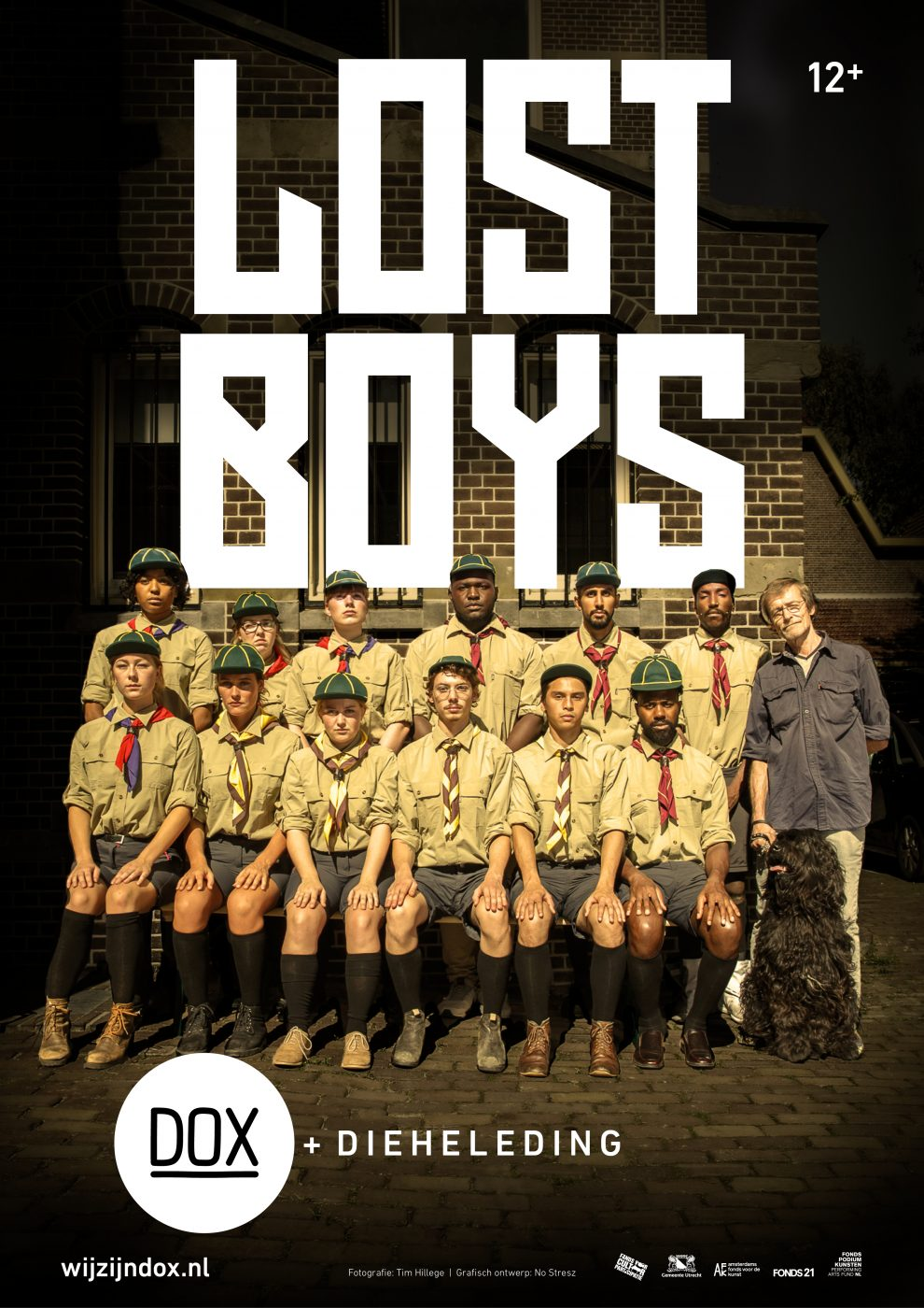 The Lost Boys - DOX & DIEHELEDING