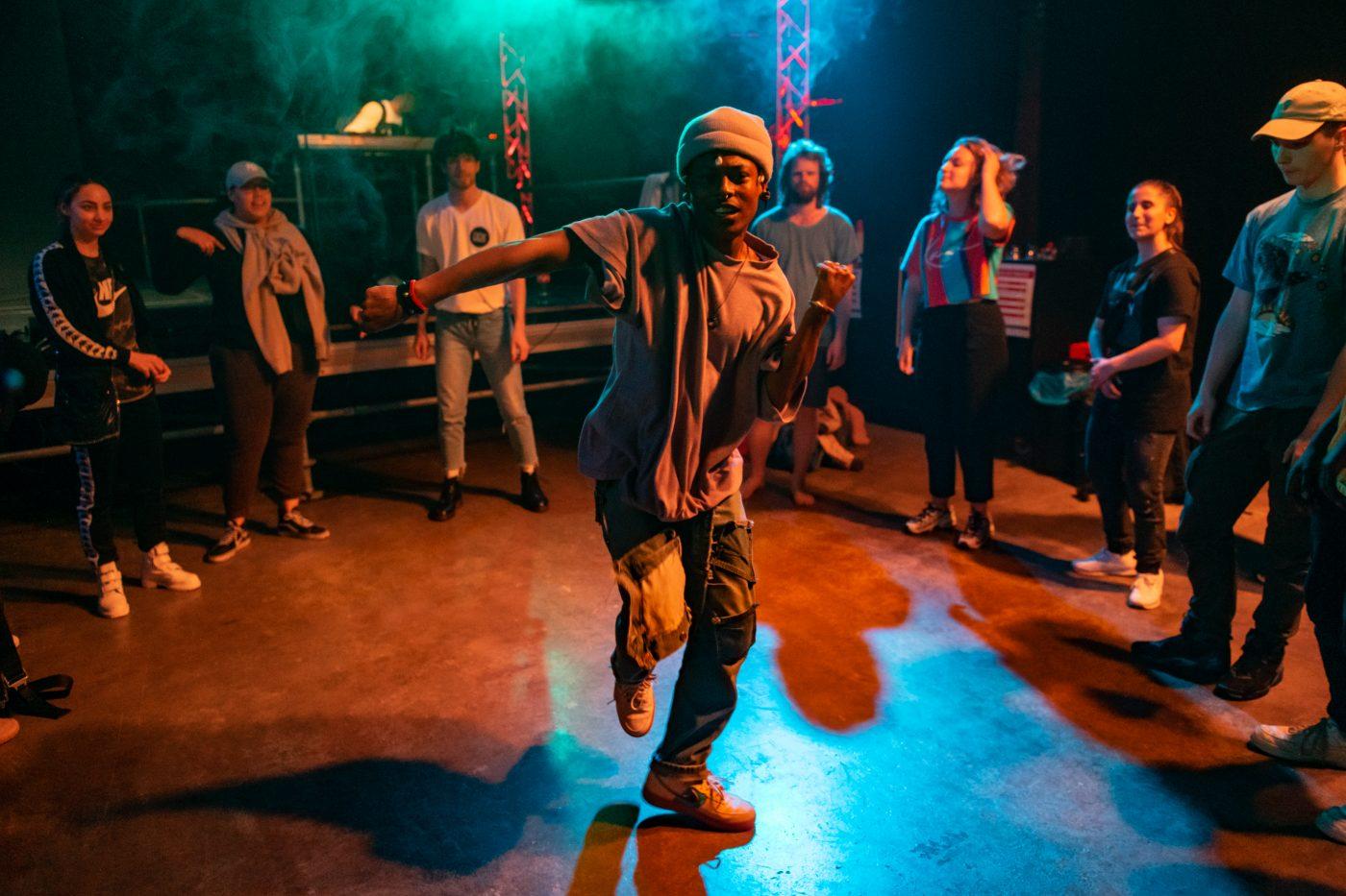 Hangout - DOX - Theater Utecht