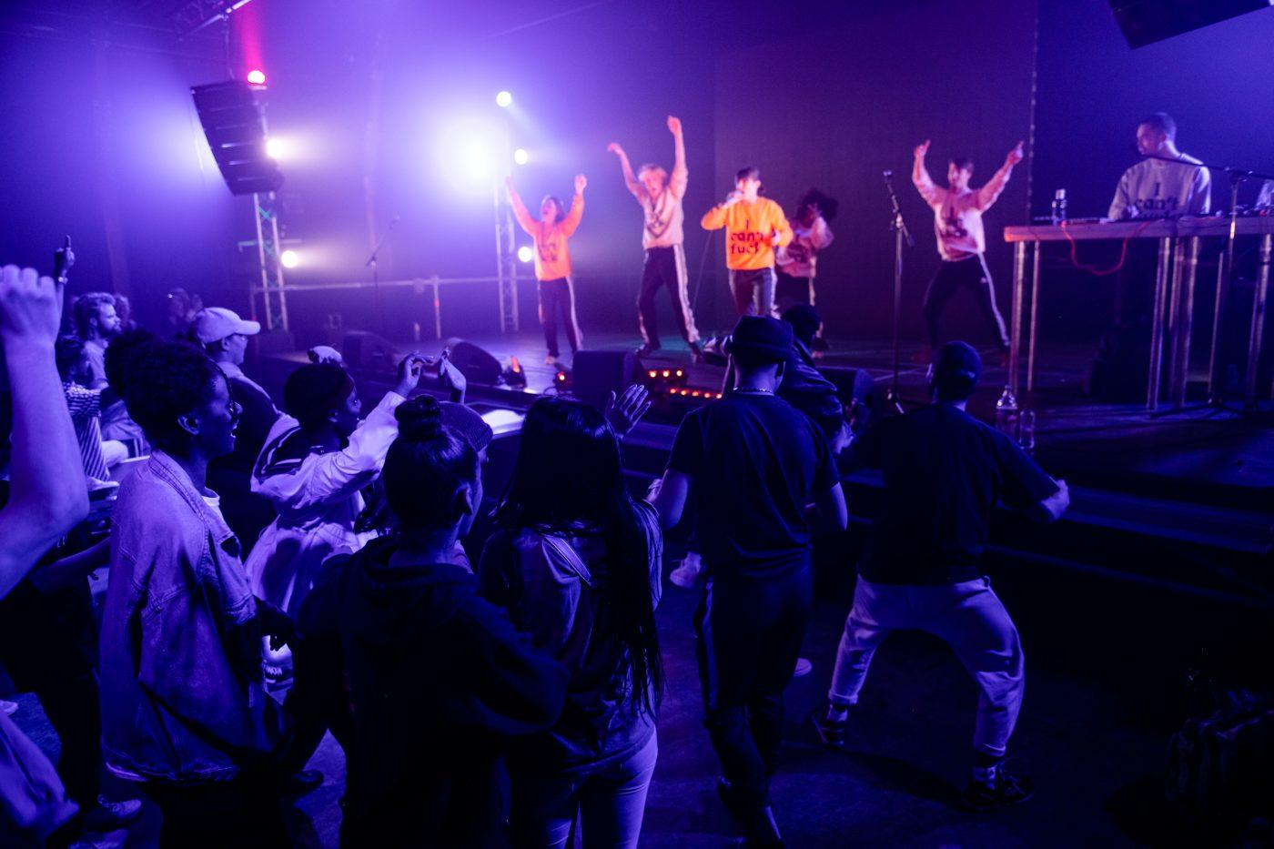 Hangout - DOX - Theater Utrecht