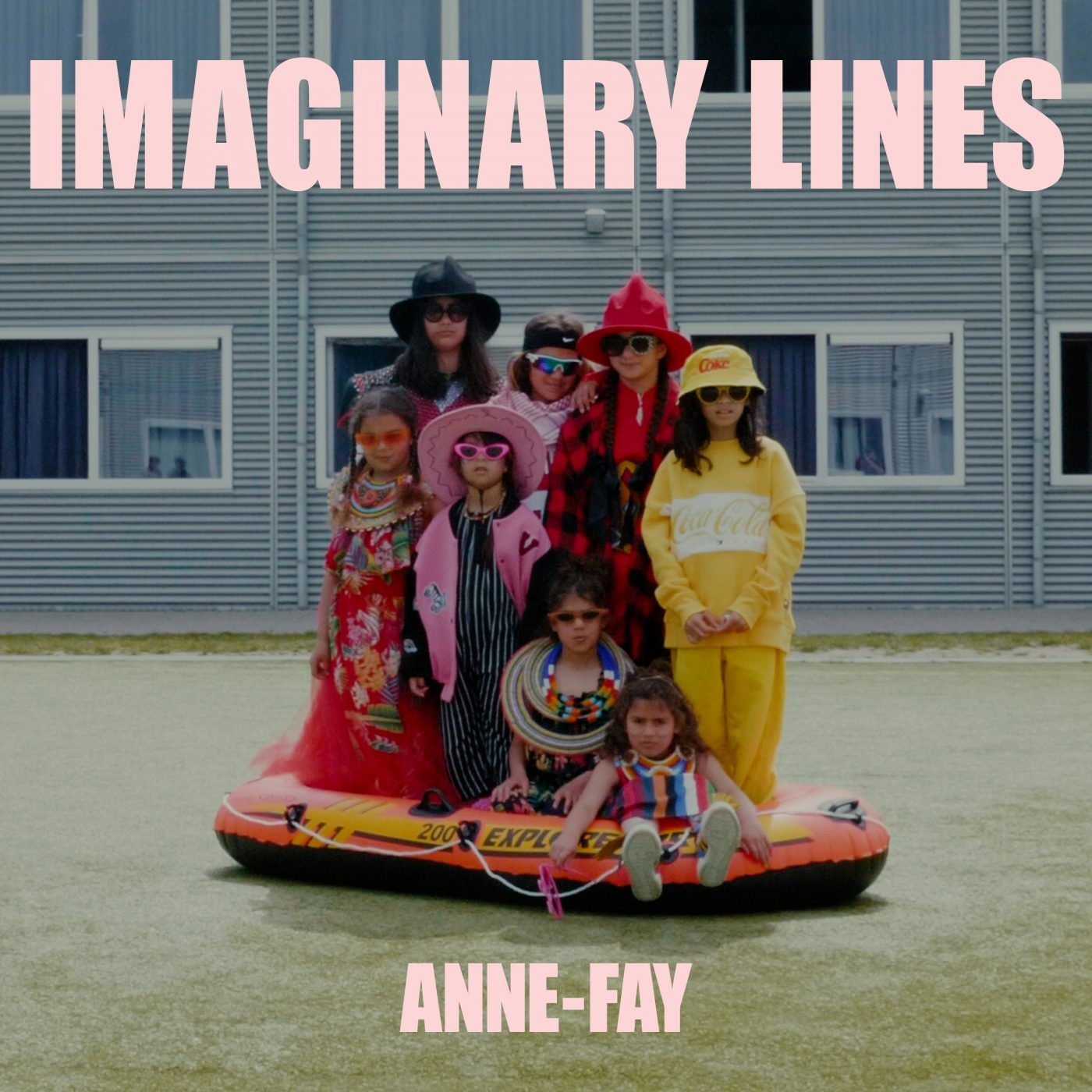 Anne-Fay video Imaginary Lines